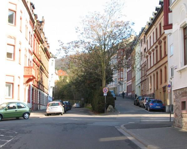 Bestand Rupertus- und Waldstraße